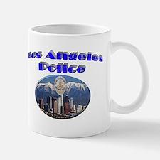 LAPD Skyline Mug