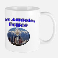 LAPD Skyline Small Small Mug