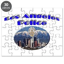 LAPD Skyline Puzzle