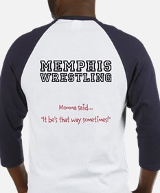 Memphis Wrestling (It be's that way) Jersey