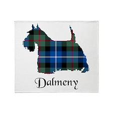 Terrier - Dalmeny Throw Blanket
