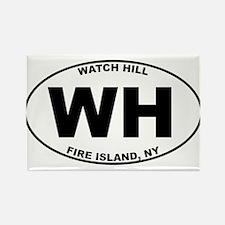 Watch Hill Fire Island Rectangle Magnet