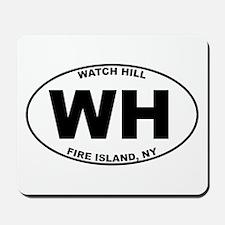 Watch Hill Fire Island Mousepad
