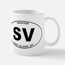 Seaview Fire Island Mug