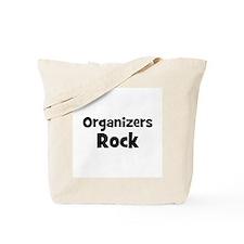 ORGANIZERS  Rock Tote Bag