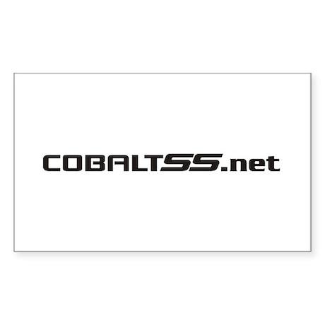 CobaltSS Sticker