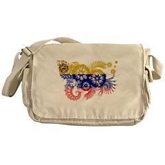 Venezuela Flag Messenger Bag