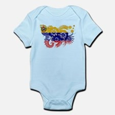 Venezuela Flag Infant Bodysuit