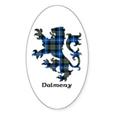 Lion - Dalmeny Decal