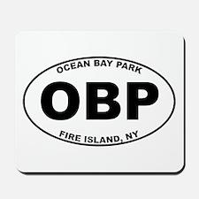 Ocean Bay Park Fire Island Mousepad