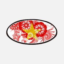 Vietnam Flag Patches