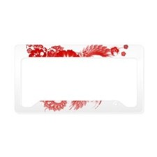 Vietnam Flag License Plate Holder