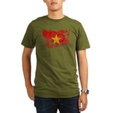Vietnam Flag T-Shirt
