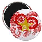 Vietnam Flag Magnet
