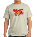 Vietnam Flag Light T-Shirt