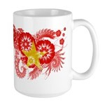 Vietnam Flag Large Mug