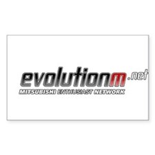 EvolutionM Decal