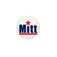 "Mitt Romney ""Mitt"" - Mini Button (10 pac"