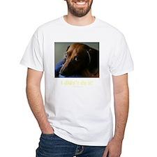 I didnt do it T-Shirt