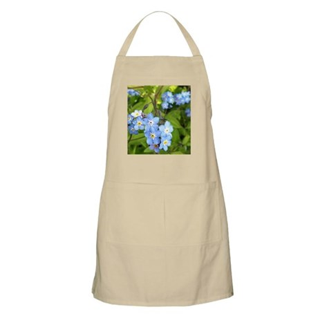 forget-me-not Apron