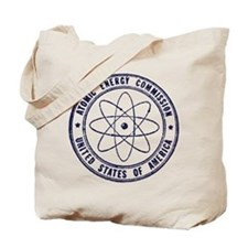 Atomic Energy Commission Tote Bag