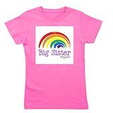 Big sister again Girl's Dark T-Shirt