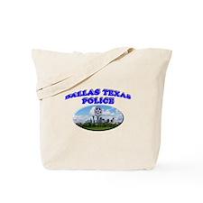 Dallas PD Skyline Tote Bag
