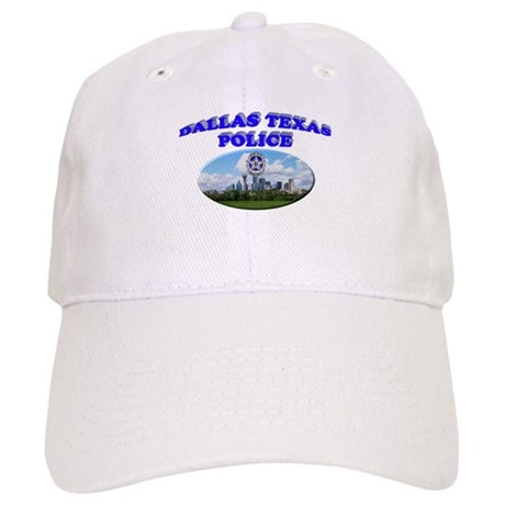 Dallas PD Skyline Cap