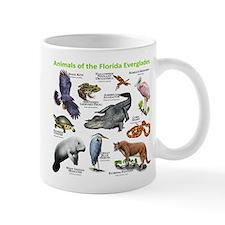 Animals of the Florida Everglades Mug