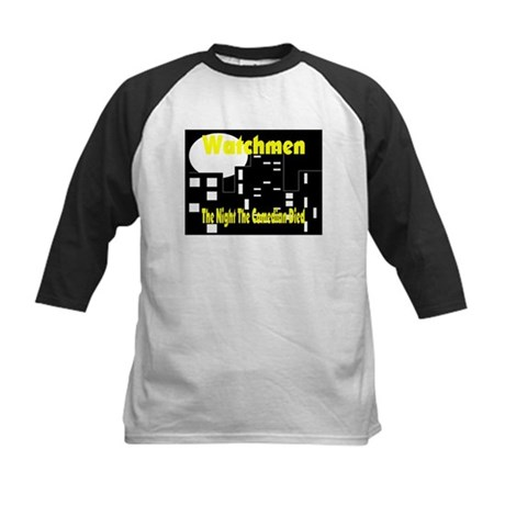watchmen Kids Baseball Jersey
