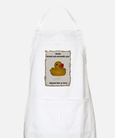 Wanted - Ducky Apron