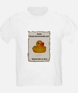 Wanted - Ducky T-Shirt