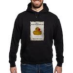 Wanted - Ducky Hoodie (dark)