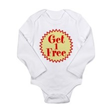GET 1 FREE Body Suit