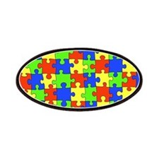 Autism Puzzle Patches