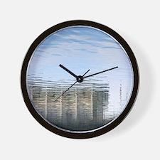 WaterWorld Wall Clock
