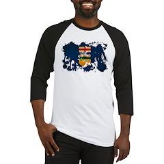 Alberta Flag Baseball Jersey
