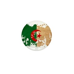 Algeria Flag Mini Button (10 pack)