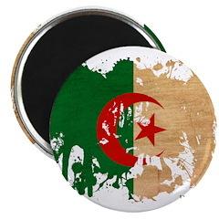Algeria Flag 2.25