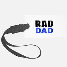 RAD DAD Luggage Tag