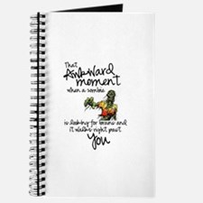 Cute Funny zombies Journal