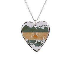Argentina Flag Necklace