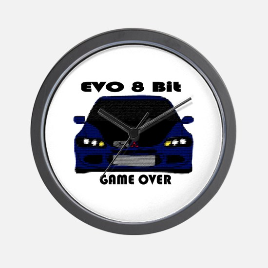 Evo Wall Clock