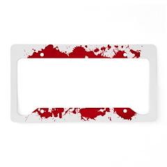 Austria Flag License Plate Holder