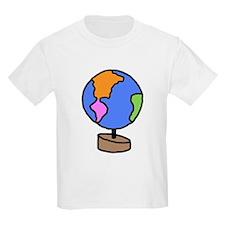 globeshirt2 T-Shirt