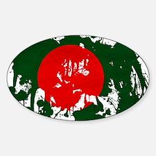 Bangladesh Flag Decal