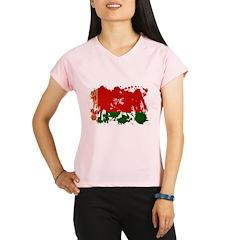 Belarus Flag Performance Dry T-Shirt