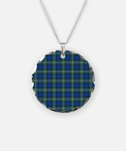 Tartan - Davidson of Tulloch Necklace