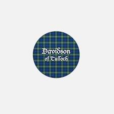 Tartan - Davidson of Tulloch Mini Button