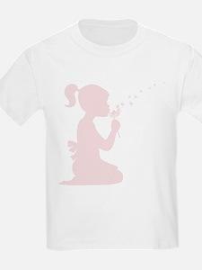 Funny Blowing dandelion T-Shirt